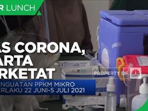 10 Titik di Jakarta Ini akan Disekat Imbas Corona