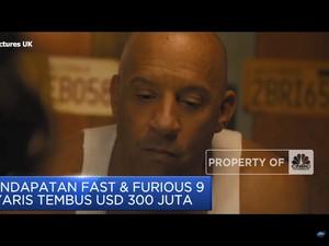Pendapatan Fast & Furious 9 Nyaris USD 300 Juta