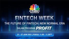 CNBC Indonesia Fintech Week