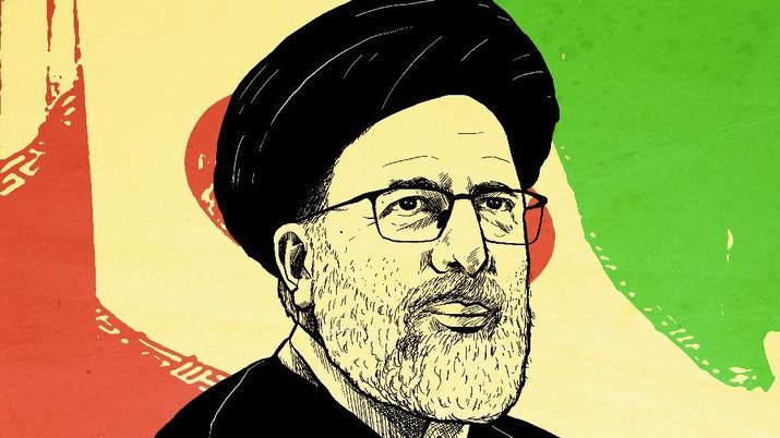 Infografis: Iran Tunjuk Ulama Jadi Presiden Baru