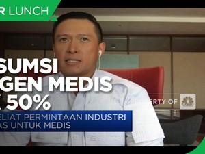 Kasus Covid-19 Melonjak, Konsumsi Oksigen Medis Naik 50%