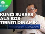 Kunci Sukses Leadership Ala Bos Triniti Dinamik