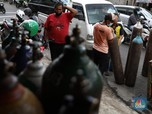 Duh! Stok Oksigen di Denpasar Krisis, Bantuan Mulai Datang