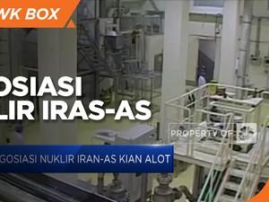 Negosiasi Nuklir Iran-AS Alot karena Hal Ini!