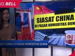 Siasat China di Pasar Komoditas Dunia