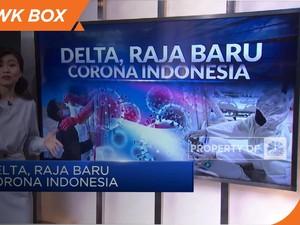 Varian Delta, Raja Baru Corona Indonesia