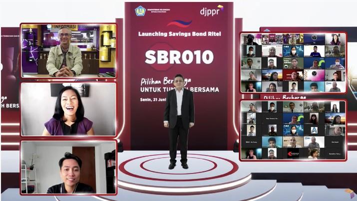 Virtual Launching SBR010