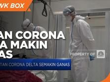 AS Takutkan Mutan Corona Varian Delta Makin Ganas