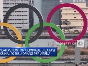 Tok! Penonton Boleh Hadir Langsung di Olimpiade Tokyo