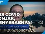 Covid Melonjak, Perilaku Masyarakat & Mutasi Virus Jadi Sebab