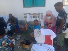 Menyongsong PON 2021, Papua Dilatih Membatik