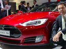 Cuan! Eksekutif Ini Jual Saham Tesla Rp 4 T, Ada Apa?