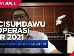 Persoalan Lahan Diselesaikan,Tol Cisumdawu Operasi Akhir 2021