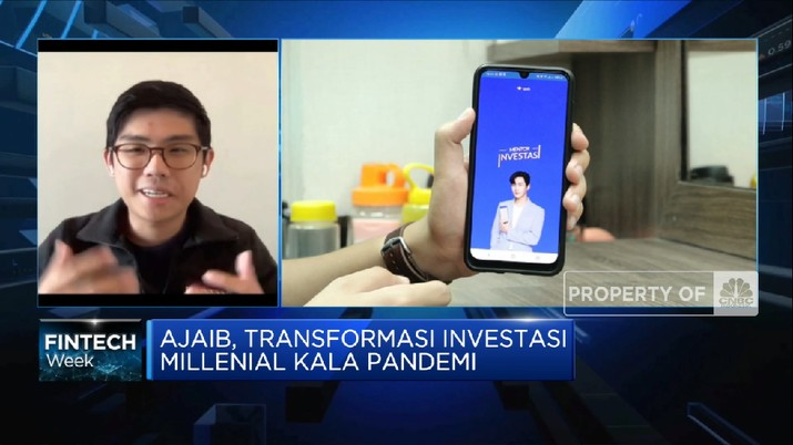 Solusi Ajaib Bagi Layanan Investasi di Masa Pandemi (CNBC Indonesia TV)