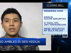 Pasar Masih Khawatir Lonjakan Covid-19 , IHSG Ditutup Melemah