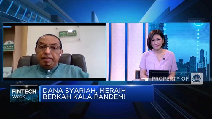 Berkah Pendanaan Kala Pandemi Bersama Dana Syariah Indonesia (CNBC Indonesia TV)