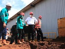 Ini Smelter Nikel Rp14 T Diresmikan Luhut, Bisa untuk Baterai