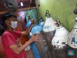 Stok Oksigen Seret Bikin Seram, Ternyata Ini Biang Keroknya