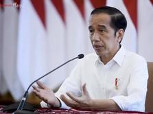 Pesan Jokowi: Tinggal Di Rumah, Covid-19 Tak Pandang Bulu