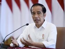 Saat Jokowi Bersikukuh Pilih PPKM Mikro Ketimbang Lockdown