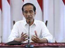Sempat Singgung Lockdown, Jokowi: PPKM Mikro Paling Tepat!