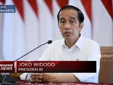 Pidato Lengkap Jokowi: Pilih PPKM Mikro & Jangan Tolak Vaksin