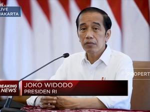 RI Terapkan PPKM Mikro, Ini Pesan Presiden Jokowi!