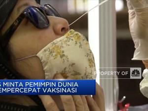 AS Sebut Varian Corona Delta Jadi Ancaman Terbesar Dunia