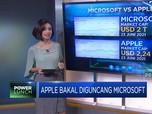 Apple Bakal Diguncang Microsoft