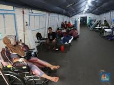 Rumah Sakit Makin Kritis, Kasus Aktif RI Capai Rekor 181.435