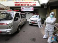 Good News! Kasus Aktif di Jakarta Turun 7.475 Menjadi 88.610