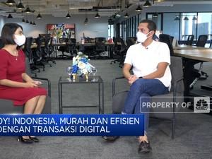 OY! Indonesia, Murah dan Efisien Dengan Transaksi Digital