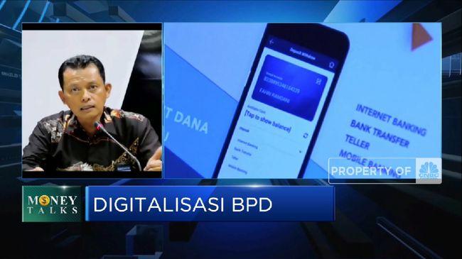 BJBR Perkuat Pembiayaan UMKM, BPD Dorong Kerjasama dengan Fintech
