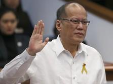 Kabar Duka dari Filipina: Eks Presiden Benigno Aquino Wafat
