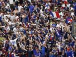 WHO 'Ngamuk', Corona Meledak di Eropa Gegara Euro 2020
