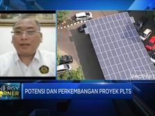 Potensi Berlimpah, Pemanfaatan Energi Surya RI Baru 0,07%