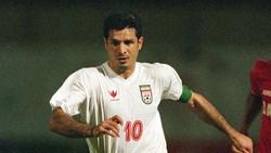 Mengenal Ali Daei yang Rekornya Disamai Cristiano Ronaldo