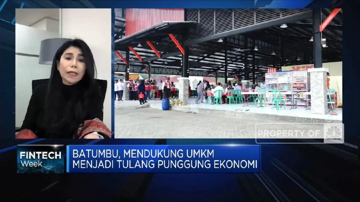 Batumbu, Mendukung UMKM Menjadi Tulang Punggung Ekonomi  (CNBC Indonesia TV)
