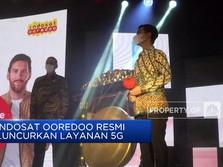 Indosat Ooredoo Resmi Luncurkan Layanan 5G Pertama di Solo