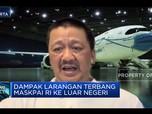 Penumpang Dilarang, Garuda Tetap Angkut Cargo Ke Hong Kong