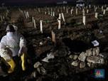 Sehari Ada 1.383 Orang Meninggal Covid, RI Lampaui Brasil