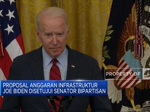 Senator Bipartisan AS Setujui Proposal Infrastruktur Biden