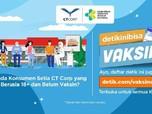 Yuk Segera Ikut Vaksinasi Covid-19 Sinovac Lewat CT Corp