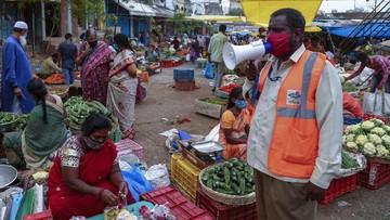 Usai Dihantam Tsunami Covid, Ekonomi India Meroket Lebih 20%! thumbnail