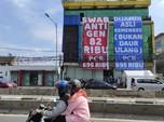 Perhatian! Ini Daerah Terbaru RI yang Masuk Zona Merah Risiko