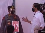 Ada Ramalan Covid RI Tembus 50 Ribu/Hari, Ini Strategi Jokowi