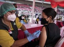 Sederet Kerja BUMN dalam Vaksinasi demi Herd Immunity 2021