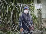 Malaysia Lockdown Lama, Ramai Warga Kibarkan Bendera Putih