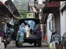 Cerita Kasus Covid Malaysia Jadi Salah Satu Terburuk di Dunia
