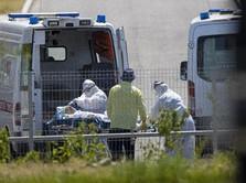 Tambah 895 Orang, Rusia Cetak Rekor Kematian Akibat Covid-19
